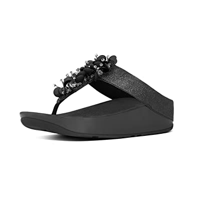 a499dbca75c0d FitFlop Women s Boogaloo Toe Post Flip Flop
