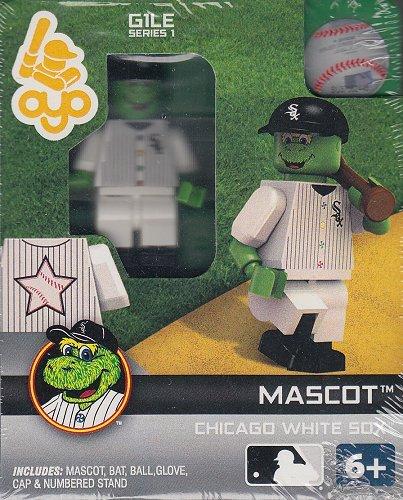 OYO Baseball MLB Minifigure Southpaw Mascot [Chicago White Sox] ()