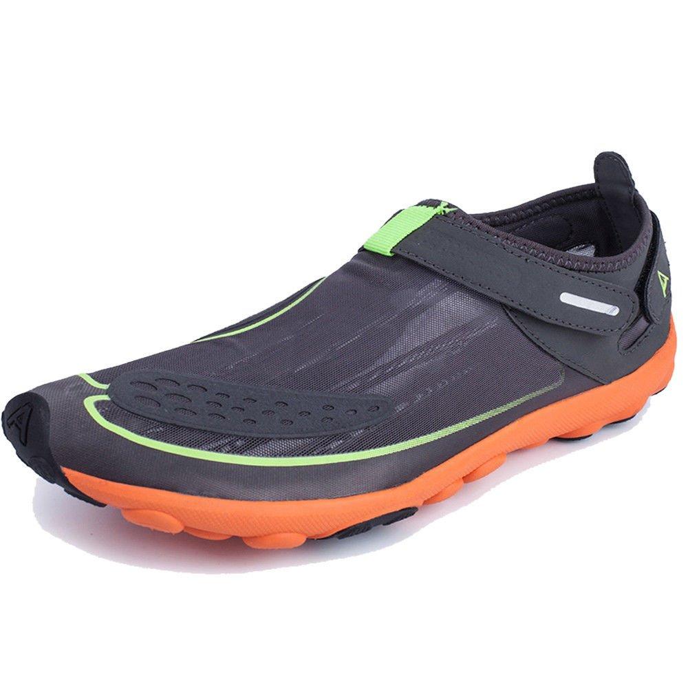 YIRUIYA Mens Water Shoes Quick Dry Barefoot Hiking Shoes Pool Beach Walking Running