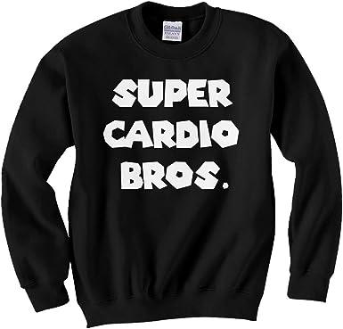 Kids Hoodie Indica Plateau Youth Super Cardio Bros