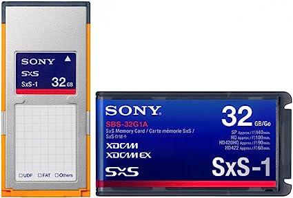 Sony SBS 32G1A    32gb SxS Card
