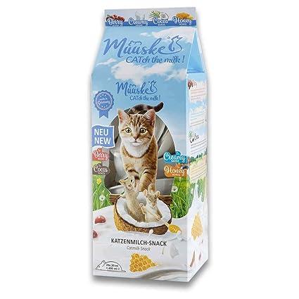 Multipack 20 Unidades Snacks de Leche para Gatos (5X ...