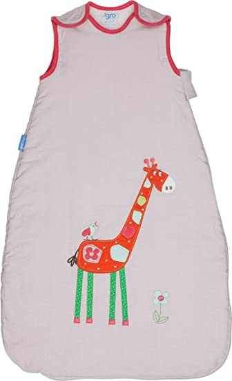 Amazon.com: Grobag Lizzie Long Legs 1.0 Tog Baby Sleep Bag ...