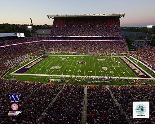 Husky Stadium (Washington Huskies 2013 Stadium Photo (Size: 8