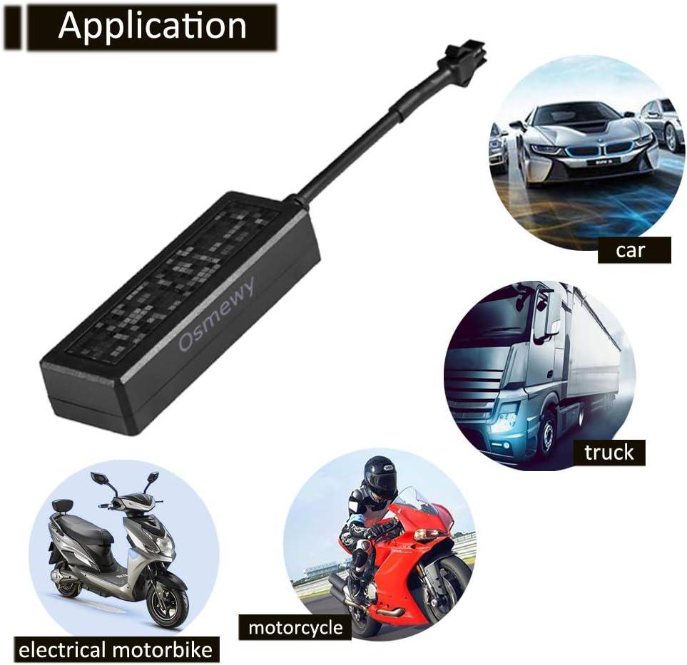 Osmewy Auto GPS Tracker Motorrad Tracker Fahrzeug GPS Tracking ...