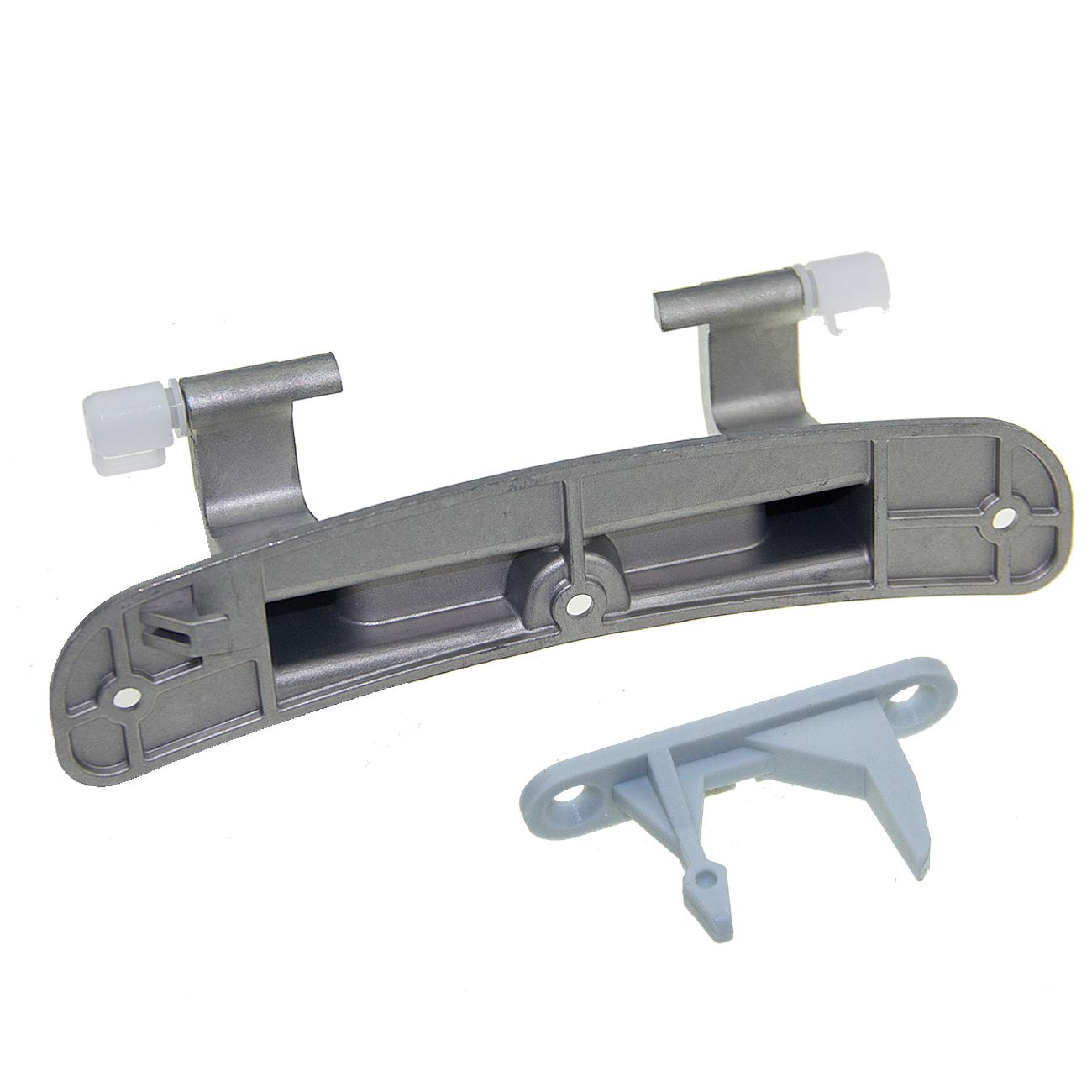 134550800 Door Hinge For Frigidaire Kenmore Washer PS1152380 & 131763310 Door Striker Washer Replacement Part for Frigidaire, Kenmore, Electrolux, Crosley 61zwaAw1JJL