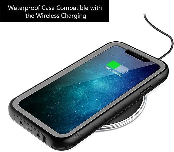 Cozycase Funda Impermeable para iPhone 11 Pro MAX (6,5 ...