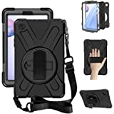 ZenRich Galaxy Tab A 8.4 Case (2020), SM-T307/SM-T307U Case with Built-in Screen Protector Kickstand Hand Strap and…