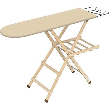 Framar 1445010030000 Table à Repasser En Bois Et Métal 139 X 40 5 X