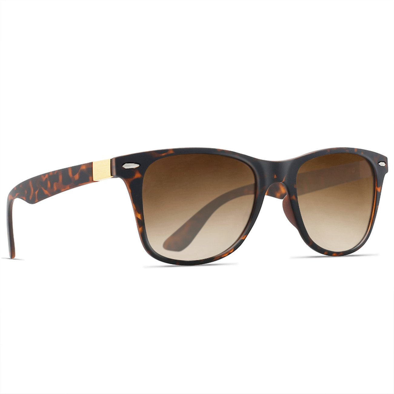 JULI Unisex Sunglasses Polarized for men women Classic Brand UV400 Protection TR90 P4195