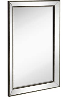 mirror 20 x 36. large framed wall mirror with angled beveled frame and beaded accents | premium silver backed 20 x 36 "|224|320|?|False|9eaee37ecd2043d52f4039989e04fbb4|False|UNLIKELY|0.3435845971107483