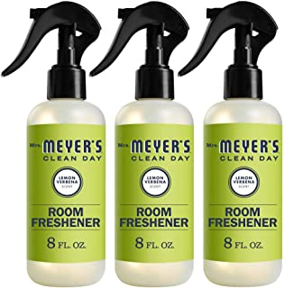product image for Mrs. Meyer's Clean Day Room Freshener Spray, Instantly Freshens the Air with Lemon Verbena Scent, 8 oz- Pack of 3