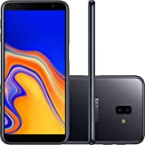 Samsung J610G Galaxy J6 Plus, Samsung, SM-J610GZKJZTO,  32 GB, 6.0'', Preto