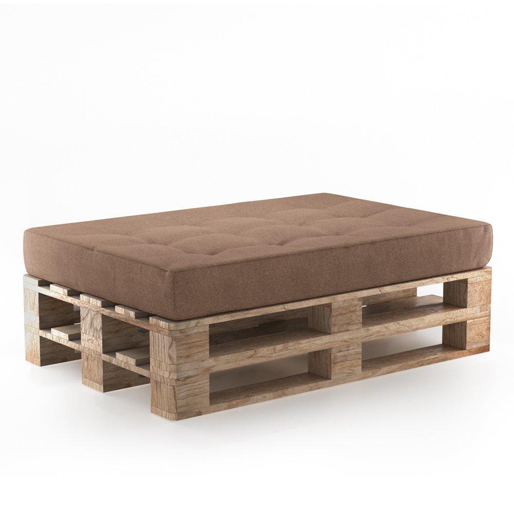 Palettenkissen Palettenmöbel Sitzkissen 120x80x15 cm inkl ...