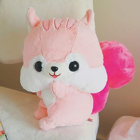 Amazon com: Dream Loom Long Tail Squirrel Plush Toy, 33cm/13