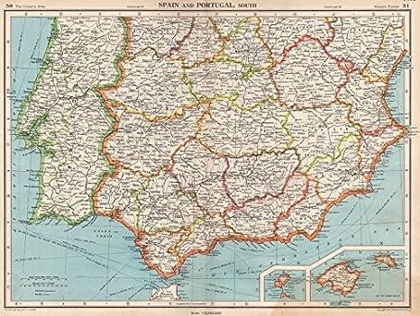 IBERIA sur: España y Portugal: Andalucía Murcia Valencia ...