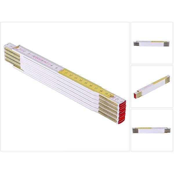 Stanley 0-35-229 2m Plastic Folding Rule
