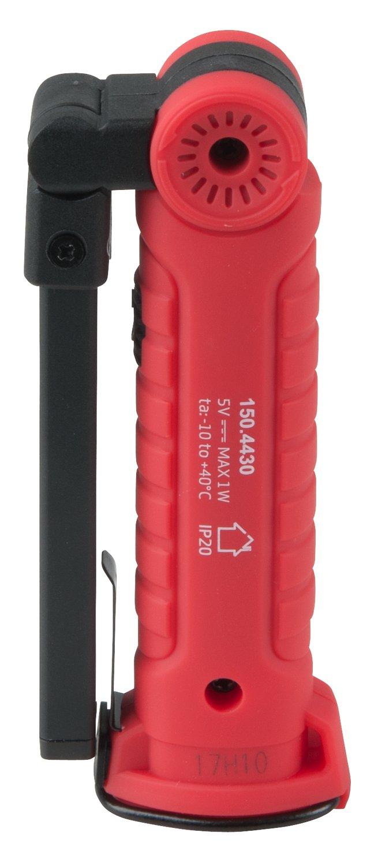 knickbar KS Tools 150.4430 perfectLight 3-in-1 Mini-Inspektions-Lampe 120 Lumen
