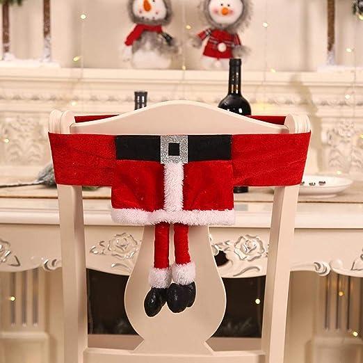 Fundas de silla elfo, funda trasera para silla decorativa ...