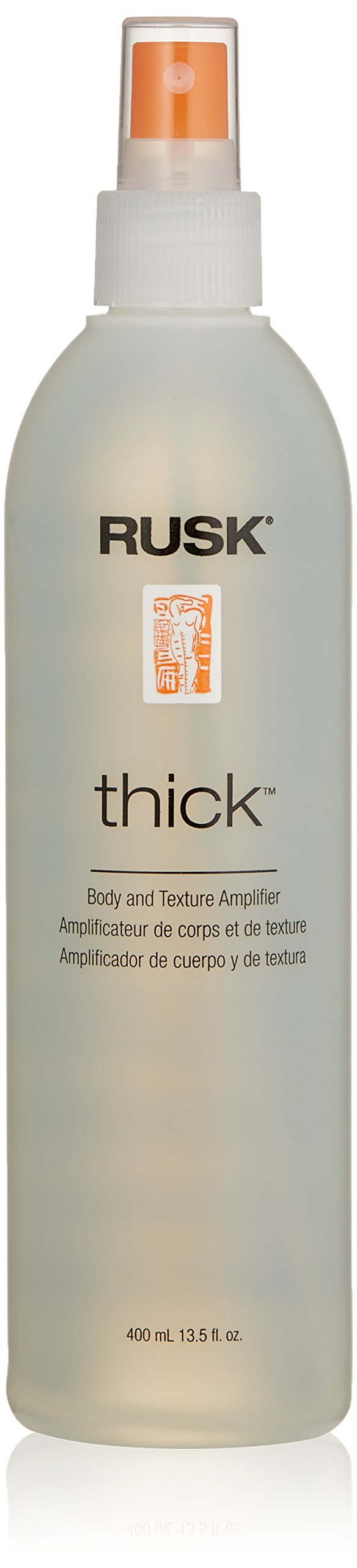 RUSK Designer Collection Thick Body and Texture Amplifier ,13.5 fl.oz. by RUSK