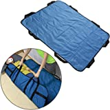 Positioning Pad Draw Sheet Patient Transfer Board Lift Sheet Slide Protective Hospital Bed Mat with Handles for…