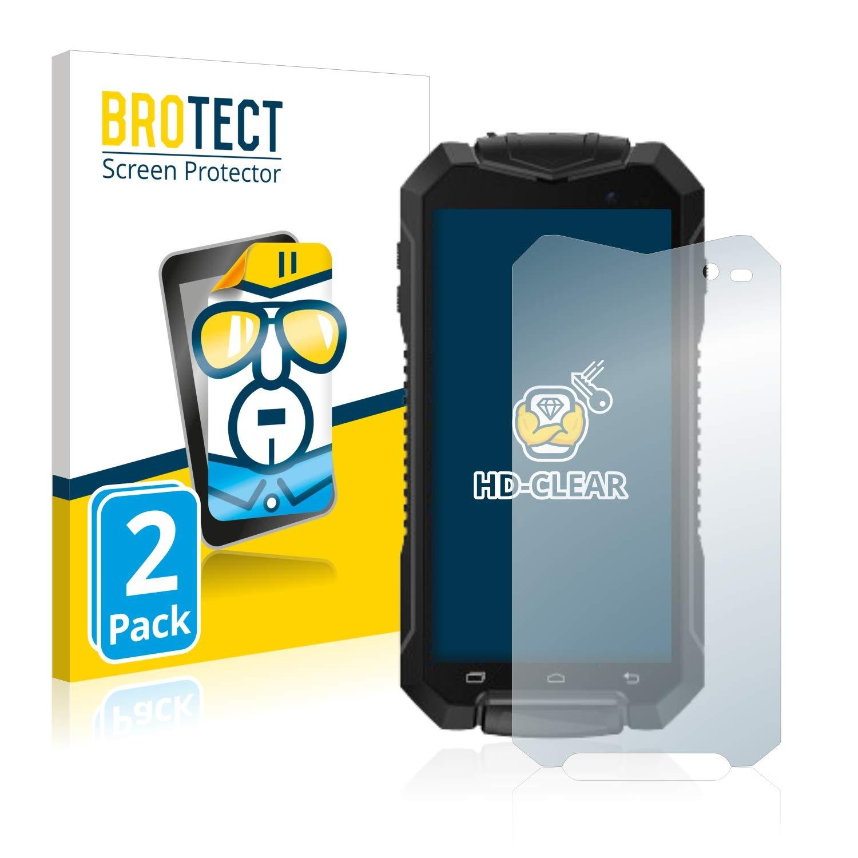 BROTECT Protector Pantalla Compatible con Geotel A1 Protector ...