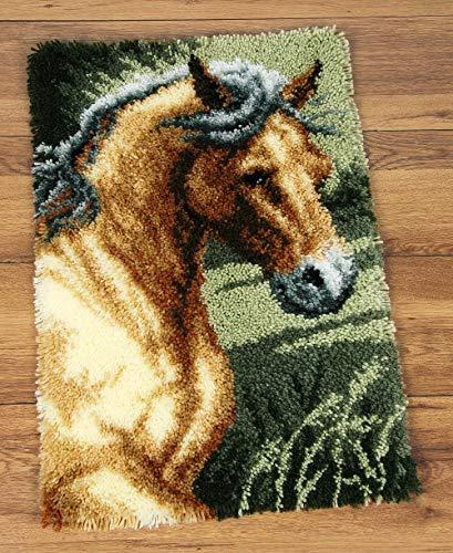 Vervaco Horse Latch Hook Kit