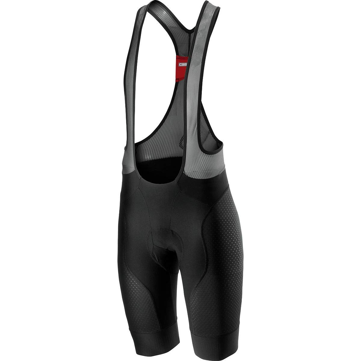 Castelli Men's Free Aero Race 4 Bibshort (Black, Small)