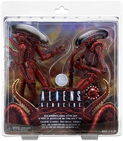 Amazon.com: Figura de acción NECA Aliens, 7 ...