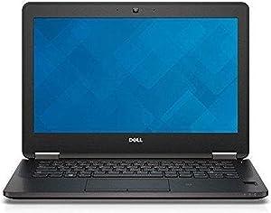 Dell Latitude E7270 Laptop 12.5 Intel Core i5 6th Gen i5-6300U Core 128GB SSD 4GB 1920x1080 FHD Touch Windows 10 Pro