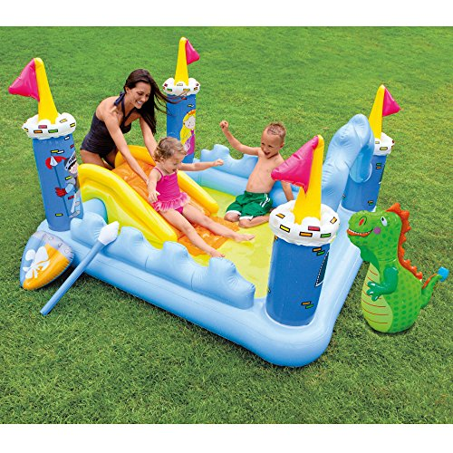 Review Intex Fantasy Castle Inflatable