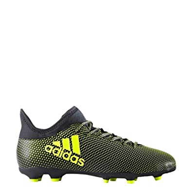 5dc4192172cbc adidas X 17.3 FG Junior (3-5.5): Amazon.co.uk: Shoes & Bags