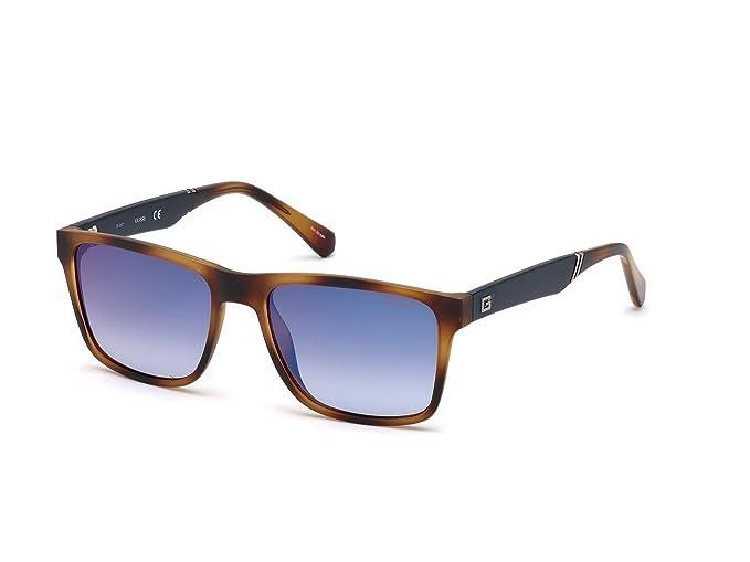 Amazon.com: GUESS - Gafas de sol cuadradas para hombre ...