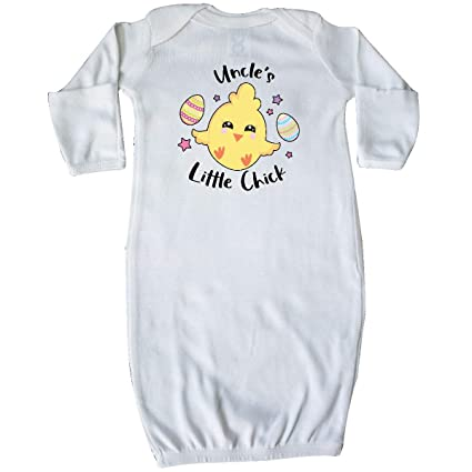 inktastic Happy Easter Great Uncles Little Chick Toddler Long Sleeve T-Shirt