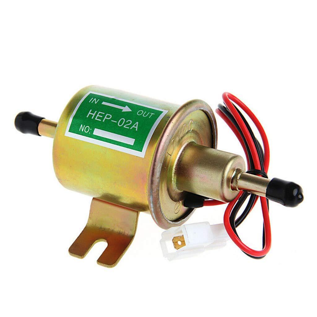 12V Selbstansaugend Elektrische Kraftstoffpumpe Benzin Diesel Heiz/öl Pflanzen/öl P/öl /Öl Pumpe Universal