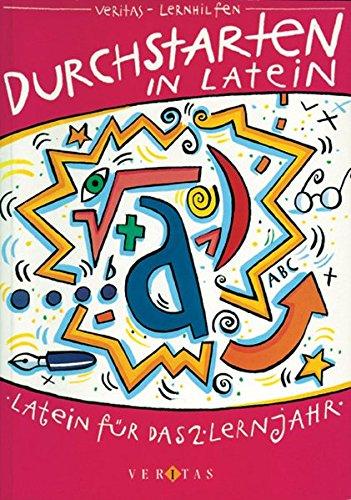 Durchstarten Latein: Durchstarten in Latein, Latein für das 2. Lernjahr