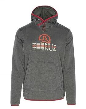 Ternua ® Sudadera Casla Hombre - Color Gris: Amazon.es: Deportes y aire libre