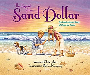 book cover of The Legend of the Sand Dollar