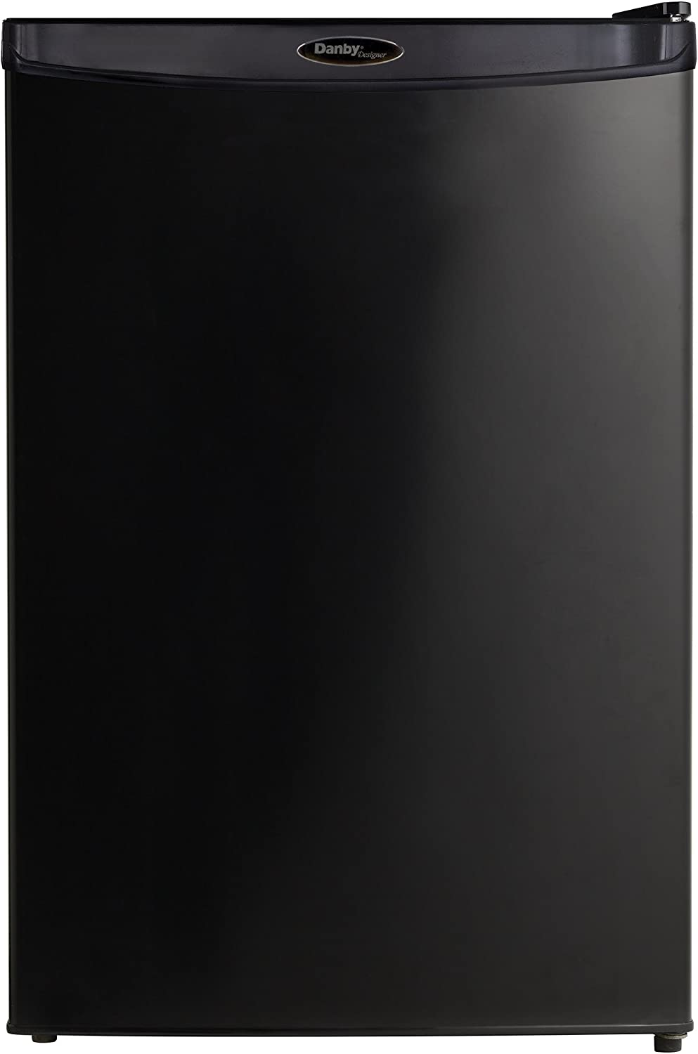 Danby DAR044A4BDD-6 Designer 4.4 Cubic Foot Mini Fridge - Black