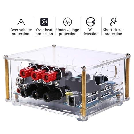 Digital Audio Amplifier Board, 2×50W/1×100W Digital Power Amplifier