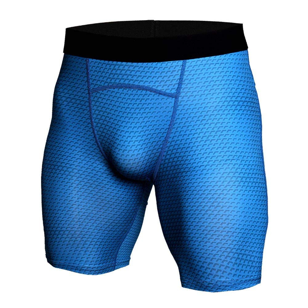 Fashion Sport Mens Training Bodybuilding Shorts Workout Fitness Gym Short Pants Running Sports Trousers Men Youth Boys