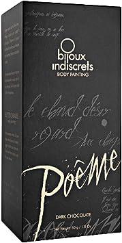 Bijoux Indiscrets Poème En Chocolat Noir Amazonfr