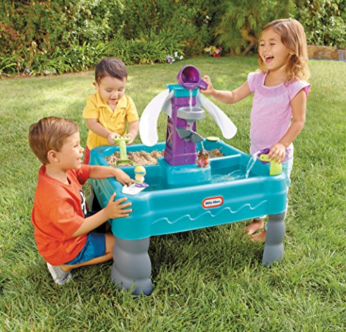 Little Tikes Sandy Lagoon Waterpark Play Table by Little Tikes (Image #3)