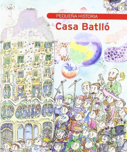 Descargar Libro Pequeña Historia De La Casa Batlló Bel Olid Báez