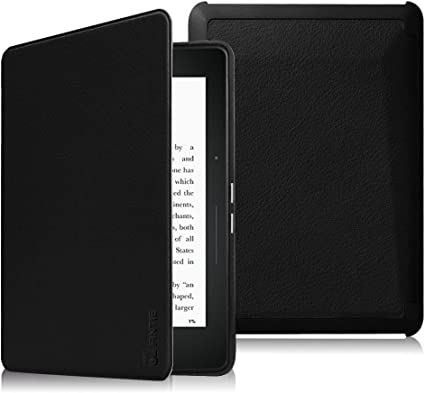 FINTIE SlimShell Funda para Kindle Voyage (2014): Amazon.es ...