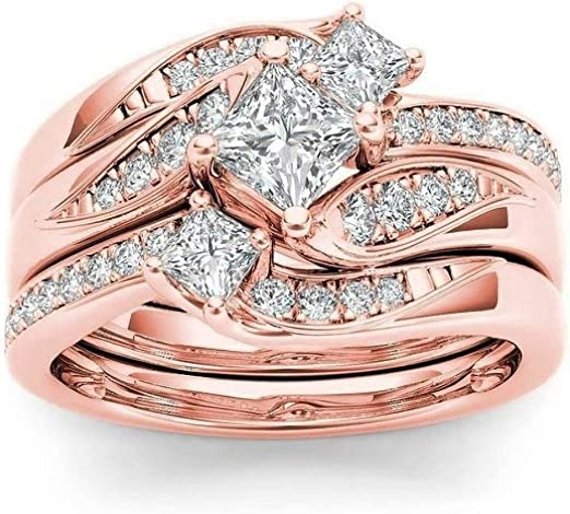 Amazon Com Newdiva Big Ring Wide Wedding Bands Chunky For Women