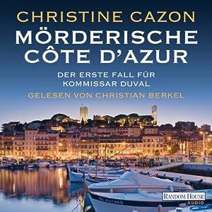 Mörderische Côte d'Azur (Kommissar Duval 1) Audiobook