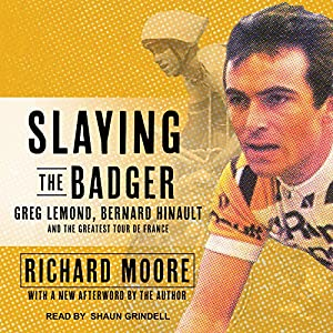 Slaying the Badger Audiobook