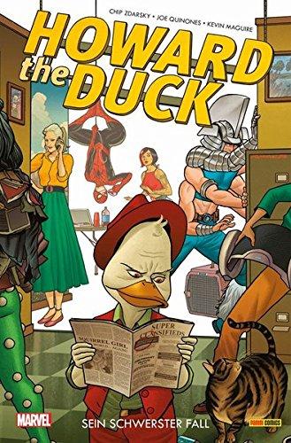 Howard the Duck: Bd. 3: Sein schwerster Fall