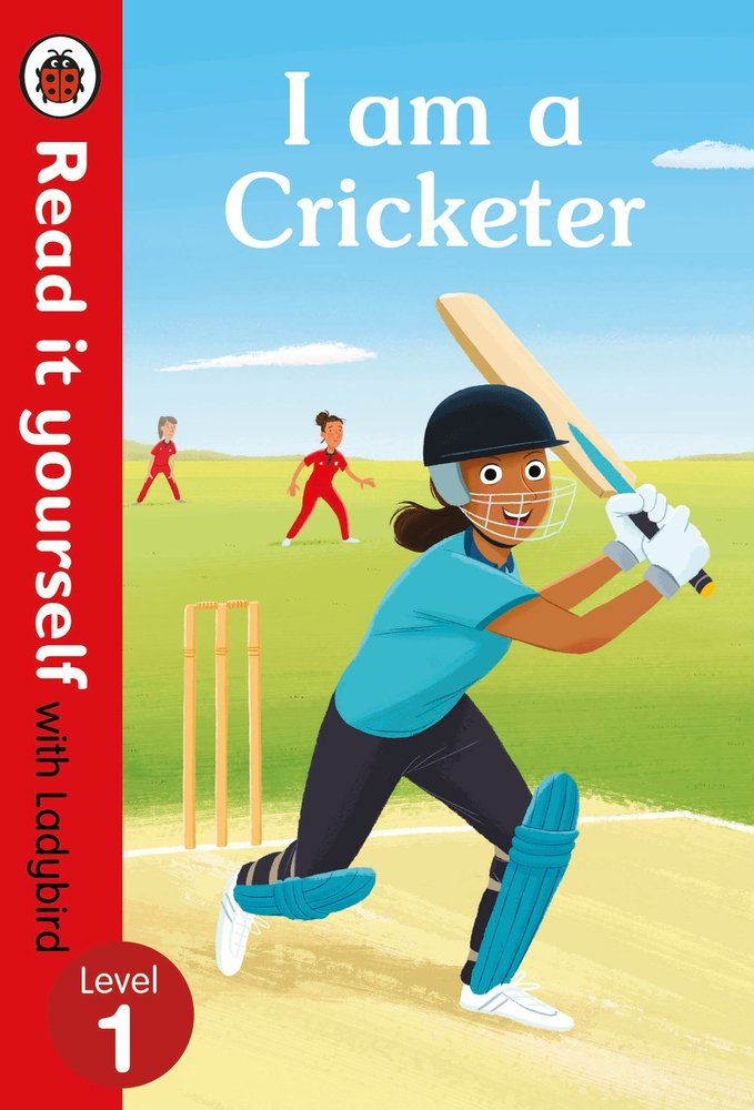 I Am a Cricketer: Level 1 (Read It Yourself with Ladybird) pdf